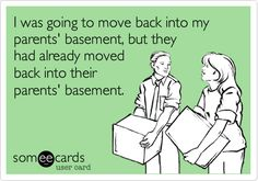 laugh it off on pinterest target basements and parents