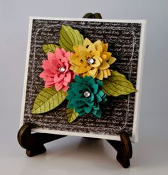 paper punch art. See link for video tutorial.
