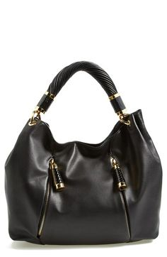 61e76819e495 Michael Kors  Tonne  Leather Hobo available at  Nordstrom Michael Kors  Handbags Clearance