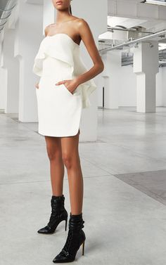 Antonio Berardi Pre-Fall 2015 Trunkshow Look 34 on Moda Operandi