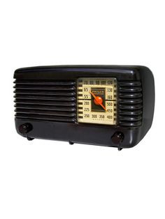 3ryan Radio - Vintage Philco Radio.  Bought one at a flea market in Sac. Cal.  Works like a charm.