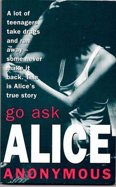 Go Ask Alice Anonymous