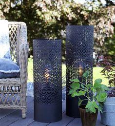 Maison gulvlampe gjør vinterhagen din unik