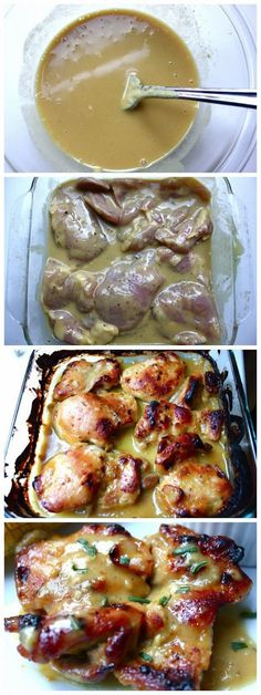 Man-Pleasing Chicken - Eattags