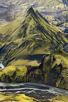 Skaftá River near Laki - Iceland.
