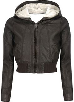 squishy kids leather jacket