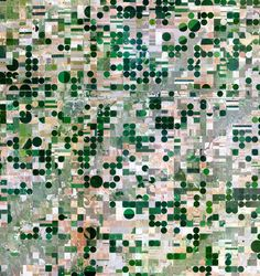 Image 2 of 6 from gallery of In Celebration of Earth Day, 5 Overviews of Our Planet. Edson, Kansas (USA). Image © Satellite images 2016, DigitalGlobe, Inc