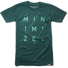 MINIMIZE | Ugmonk  Minimize what's not important so that you can maximize what's most important.
