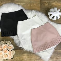 Login - Her Crochet Cute Fashion, Skirt Fashion, Teen Fashion, Korean Fashion, Womens Fashion, Simple Outfits, Casual Outfits, Cute Outfits, Girls Fashion Clothes