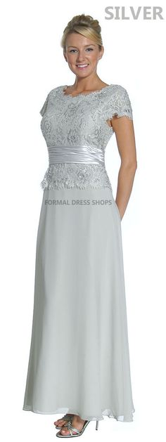Classy mother of the groom bride evening gown new formal church dress  wedding 1ad571b7f6