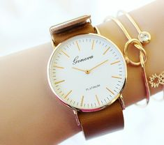 Watch for woman trend clicks on the link to choose yours. Trendy Jewelry, Women Jewelry, Jewelry Bracelets, Jewelry Watches, Trendy Watches, Ice Watch, Beautiful Watches, Fashion Accessories, Link
