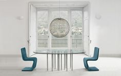 Mille, Bonaldo, design: Bartoli Design, polish agent of Bonaldo: www.alicjabarcicka.pl #table #tavolo #stol #italiandesign #interiordesign #furniture #italianfurniture #bonaldo #mille
