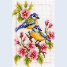 Nafra :: Kousen :: Handwerken :: Breigarens - Four Seasons - set of 4 - counted cross-stitch kits Vervaco Xmas Cross Stitch, Cross Stitch Pillow, Simple Cross Stitch, Beaded Cross Stitch, Crochet Cross, Cross Stitch Flowers, Cross Stitching, Cross Stitch Embroidery, Embroidery Patterns
