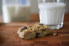 Easy, Nut-Free, No-Bake Granola Bars.