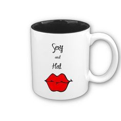 Cute and Hot Mug Two-Image Template