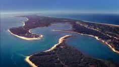 Península de Tróia. Comporta, Portugal