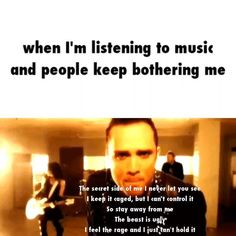 Ha true///I also love this song and Skillet:) << Monster is my ringtone! XD