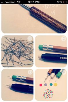 Diy Decorative Nail Art Tool Why Didn T I Discover This Before You