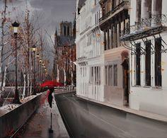 Cityscape | Kal Gajoum