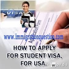 USA Student(F1) Visa Application Step by Step process