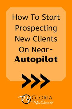 """Getting and prospecting your network marketing clients doesn't have to be a slog. In fact, you can even put the whole process on near-autopilot, so they'll be coming to you instead. """"How?"""" Well, you'll need a base of loyal followers who know and trust you first, which is what we'll be covering today. In this video, I talk about how you can build a following that puts your flow of new prospects on near-autopilot."""