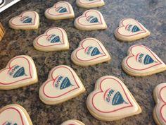 Remax valentines cookies