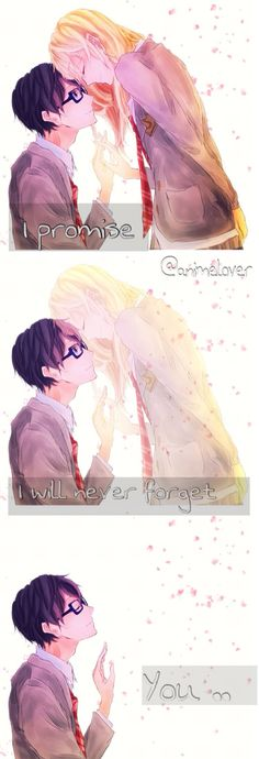 Anime : your lie in April. Awwww I'm gonna start to cry