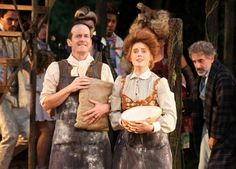 Into the Woods, starring Amy Adams and Donna Murphy arrives in Central Park #NYC