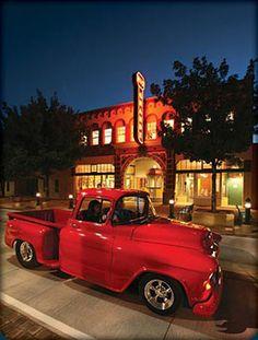 The Rio Grande Theatre in Las Cruces, NM