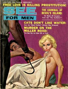 vintage asian pulp magazines - Google Search