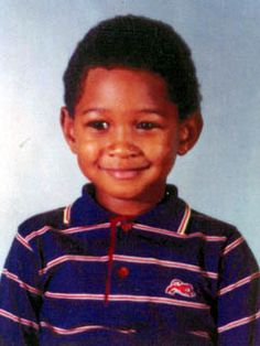 Usher as a kid.    This pin is for Angie!