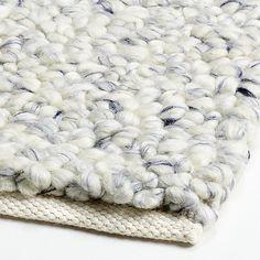 Siora Plush Wool Rug | Crate and Barrel