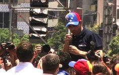Henrique Capriles: Al pueblo no lo inhabilita nadie, vamos Bravo Pueblo sigamos en la calle (Vídeo)