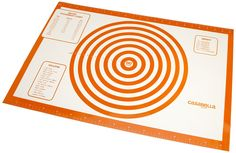 Casabella 24 x 16 Inch Silicone Baking/Pastry Mat -- Unbelievable product is here! : Baking Accessories