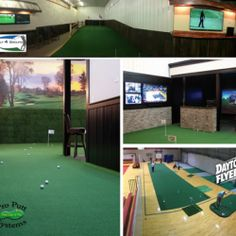 Bulk Putting Turf - Pro Putt Systems Putting Green Turf, Bar Plans, Putt Putt, Golf, Miniature Golf, Turtleneck
