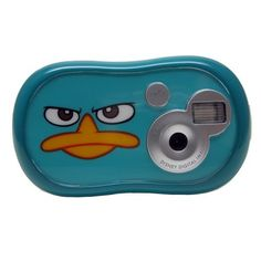 """Phineas And Ferb Pix Click 3.0 Digital Camera by Digital Blue. $19.99. 1.3MP resolution. 1.4? color LCD screen. 128MB Internal Memory (up to 100 photos). Built in auto-flash. Requires 3 AA batteries (not included). From the Manufacturer                The first kids' camera that has all the features of an adult digital camera. A big color 1.4"""" LCD view screen, built-in auto flash, even 1.3MB resolution. Disney Pix Click is the perfect camera for kids 6+ who want to ..."""