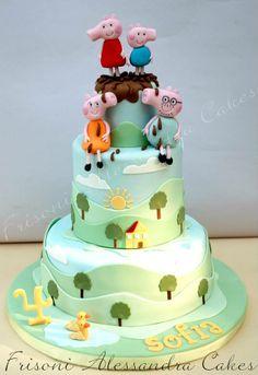 Alessandra Cake Design