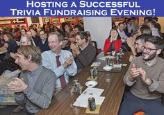 Want to find out if a Trivia Night Fundraiser can be profitable? Is it worth it? Is it fun? And how do you make it successful? Take a look... www.rewarding-fundraising-ideas.com/trivia-night-fundraiser.html | (Photo by Metropolitan Transportation Authority of the State of New York / Flickr) #Fundraising #Trivia