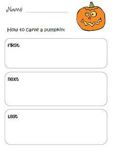 Kindergarten Fall, Halloween, and Pumpkin Unit FREEBIES!