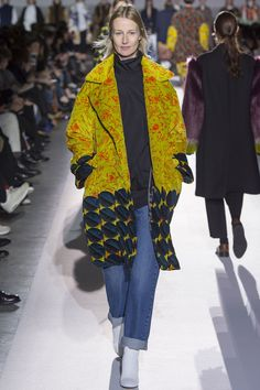 Dries Van Noten Autumn/Winter 2017 Ready to Wear Collection