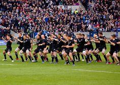 See the New Zealand Allblacks Haka war dance in person.  Bucket list