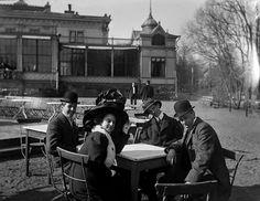 Kaivopuisto noin v.1900 Helsinki