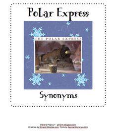 Pitner's Potpourri: Polar Express Synonyms -- Freebie
