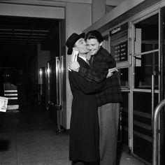 L'épopée du TNP, crée le 18 Novembre 1951- Grande complicité entre le directeur Jean Vilar et son acteur fétiche Gérard Philippe Photo:Philippe Le Tellier/Paris Match