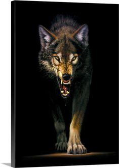 16 ideas for drawing animals wolf art Wolf Tattoos, Wolf Spirit, Spirit Animal, Beautiful Wolves, Animals Beautiful, Angry Wolf, Wolf Artwork, Fantasy Wolf, Wolf Stuff