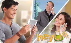 Daniel Matsunaga, heyü, Philippine Long Distance Telephone Company, PLDT, PLDT hey u, PLDT heyü, Telpad S7 Lite