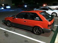 Stancedmazda Stanced Mazda 323 Cars wagons