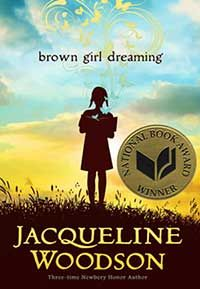 Brown Girl Dreaming recommended by Reederama. dekalb library has copies. 2014 Natl Book Award winner -- The first award, Young People's Literature, went to Jacqueline Woodson, author of Brown Girl Dreaming Ya Books, Good Books, Books To Read, Best Books Of 2014, National Book Award Winners, Thing 1, Dream Book, Brown Girl, Girls Dream