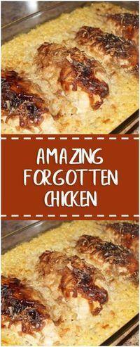 AMAZING FORGOTTEN CHICKEN – Fresh Family Recipes