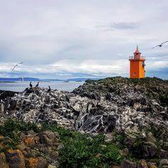 #lighthouse #lighthousesofinstagram #flatey #breiðafjörður #iceland #iceland #icelandicarchitecture #architecture